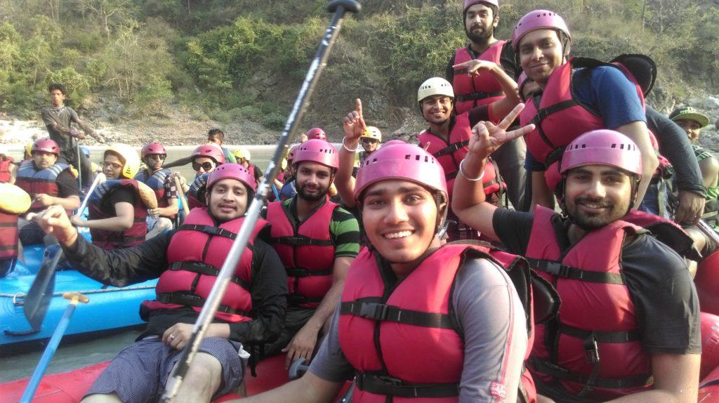 Hanish Singla Rishikesh Trip